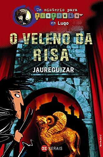 O veleno da risa: un misterio para: Jaureguizar; José Matalobos