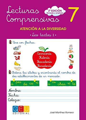 9788499151380: Lecturas comprensivas 7 (Spanish Edition)