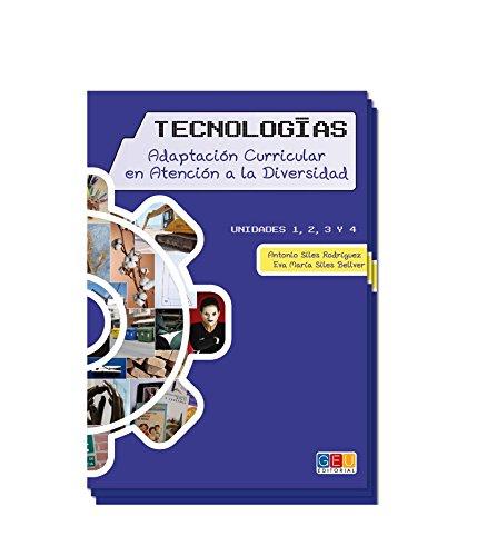 9788499151526: Tecnologías. Adaptación curricular en atención a la diversidad