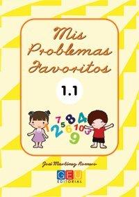 9788499151670: Mis problemas favoritos 1.1 CURSIVA