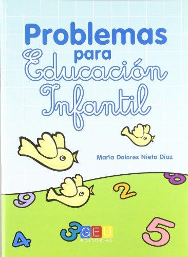 9788499153438: Problemas Para Educación Infantil