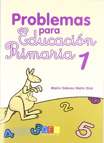 9788499153445: Problemas Para Educación Primaria 1 - 9788499153445