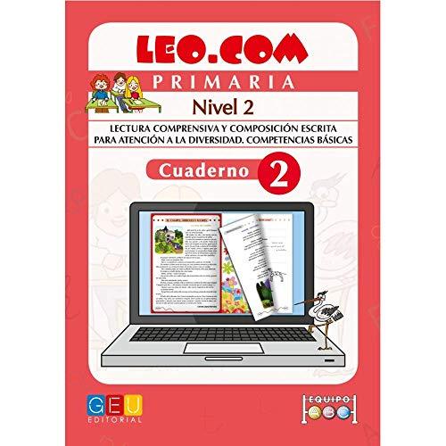 9788499153599: Leo.com. Cuaderno 2