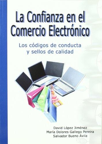 9788499153612: La Confianza En El Comercio Electrónico (Informatica Y Estadistica)