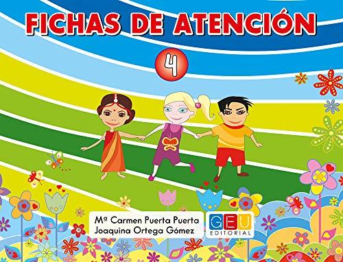 Fichas de atención 4: Joaquina; Puerta Puerta, MarÃa Carmen Ortega GÃ mez