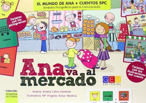 9788499156095: Ana va al mercado