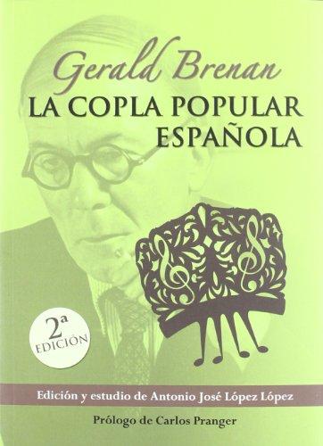 9788499156538: La Copla Popular Española 2ª Edición