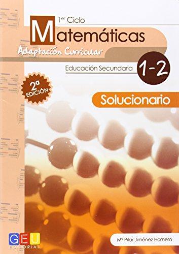 9788499159041: Matemáticas. Educación Primaria. Adaptación curricular