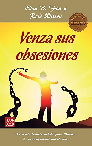 9788499173542: Venza sus obsesiones (Masters/Salud) (Spanish Edition)