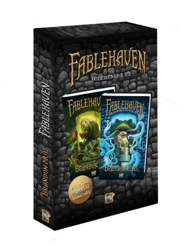9788499181936: Pack Fablehaven (Juvenil)