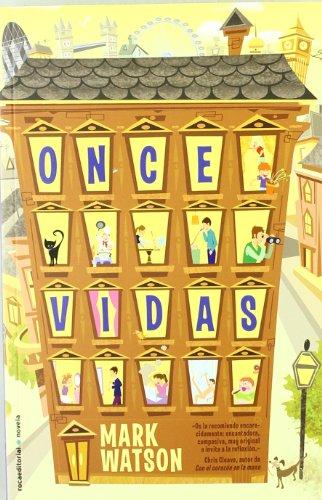 9788499182803: Once Vidas (Novela (roca))