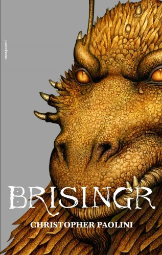 9788499182988: Brisingr (Inheritance Cycle, No. 3) (Spanish Edition)