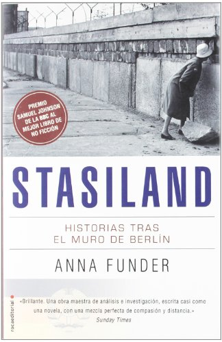 Stasiland (9788499185163) by Anna Funder