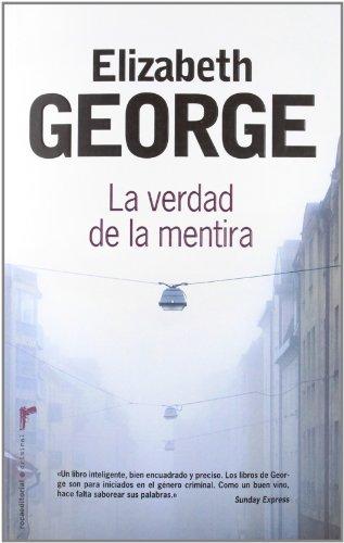 9788499185262: La verdad de la mentira (Spanish Edition) (Roca Editorial Criminal)