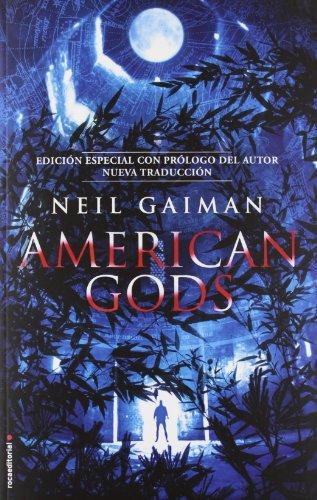 9788499185422: American Gods (Spanish Edition)