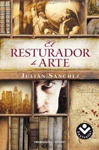 9788499185897: El Restaurador De Arte (Criminal (roca))