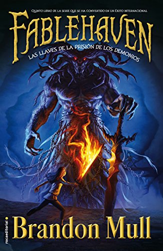 9788499188775: Fablehaven V. Las llaves de la prision de los demonios (Spanish Edition)
