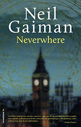 9788499189529: Neverwhere (Novela (roca))