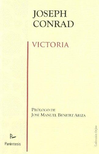 9788499191263: Victoria (Orfeo (parentesis))