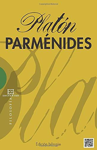 PARMENIDES (EDICION BILINGUE): PLATON