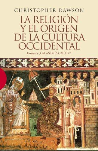 9788499205625: La religión y el origen de la cultura occidental (Ensayo)