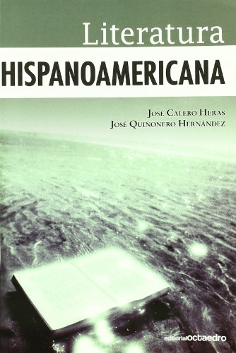 LITERATURA HISPANOAMERICANA: José Calero Heras,