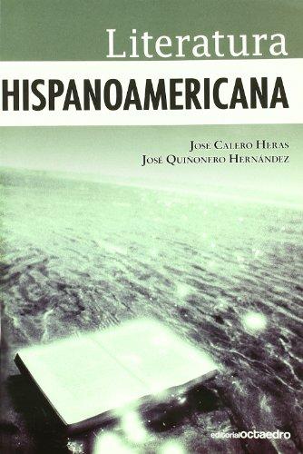 9788499211091: Literatura hispanoamericana