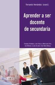 9788499211480: Aprender a ser docente de secundaria