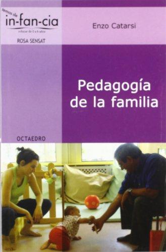PEDAGOGIA DE LA FAMILIA: CATARSI, ENZO