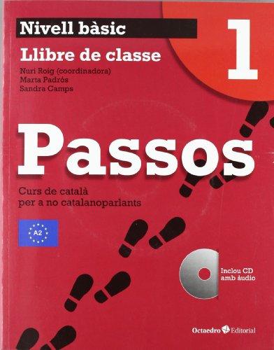 9788499211985: Passos 1. Llibre de clase
