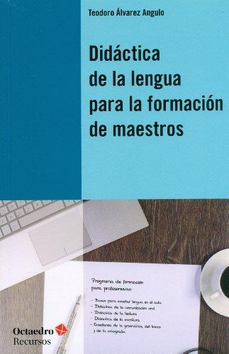 9788499213941: Didáctica De La Lengua Para La Formación De Maestros (Recursos)