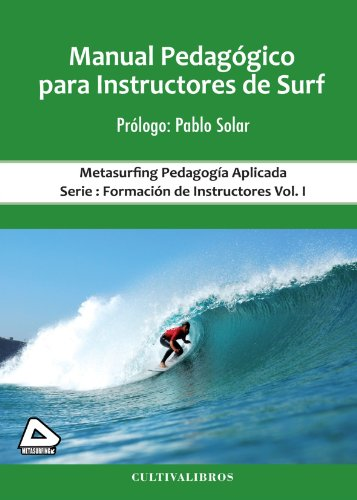 9788499230818: Manual Pedagógico de Surf (Spanish Edition)