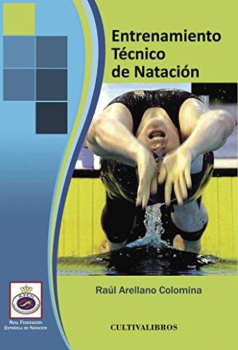 9788499232553: Entrenamiento Técnico De Natación (Empresas)