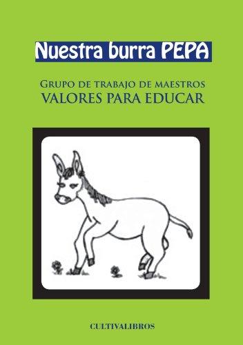 9788499235486: Nuestra Burra Pepa (Estudios)