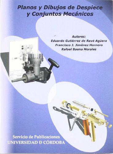 9788499270760: Planos y dibujos de despieces y conjuntos mecánicos