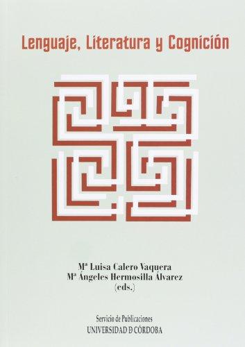 9788499271309: Lenguaje, literatura y cognición