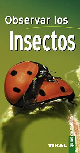 9788499280349: Observar Los Insectos (Guias De Bolsillo) (Guías De Bolsillo)