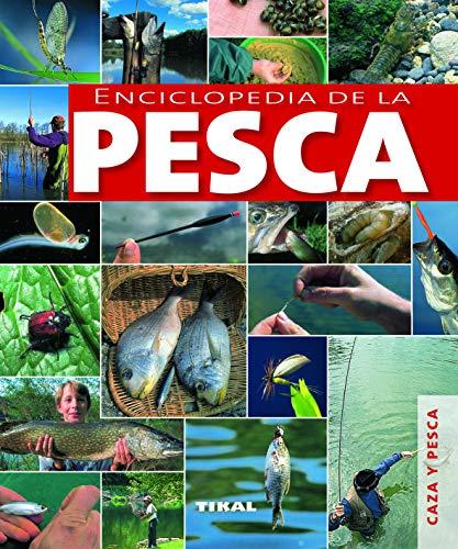 9788499280974: Enciclopedia de la pesca