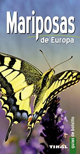 9788499281131: Mariposas De Europa (Guias De Bolsillo) (Guías De Bolsillo)