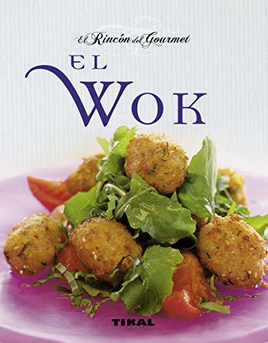 9788499281148: El wok (El Rincón Del Gourmet)