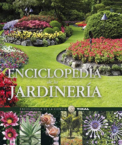 9788499281629: Enciclopedia de la jardinería / Encyclopedia of gardening (Spanish Edition)