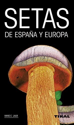 9788499281759: Setas de españa y europa / Mushrooms in Spain and Europe (Spanish Edition)