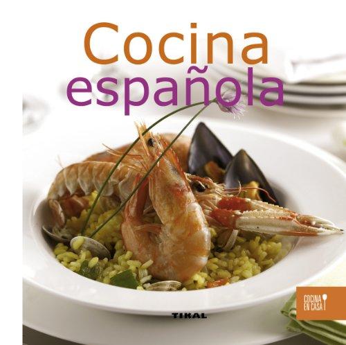 9788499281964: Cocina española (Cocina en casa)