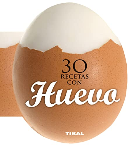 30 recetas con huevo (Cocina con forma): Susaeta Publishing, Inc.