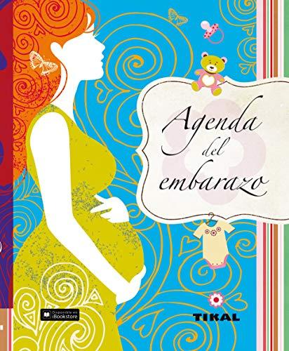9788499282770: Agenda del embarazo