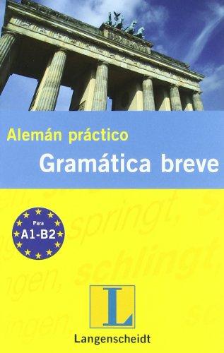 9788499293011: Aleman practico. Gramatica breve a1b