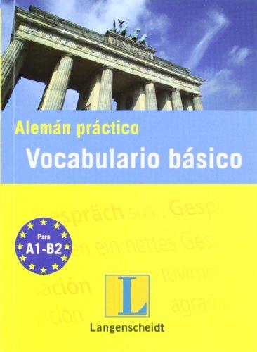 9788499293516: ALEMÁN PRÁCTICO: VOCABULARIO BÁSICO