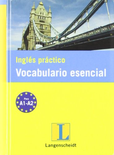 9788499293554: Inglés práctico vocabulario esencial