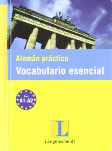 9788499293561: Alemán práctico vocabulario esencial