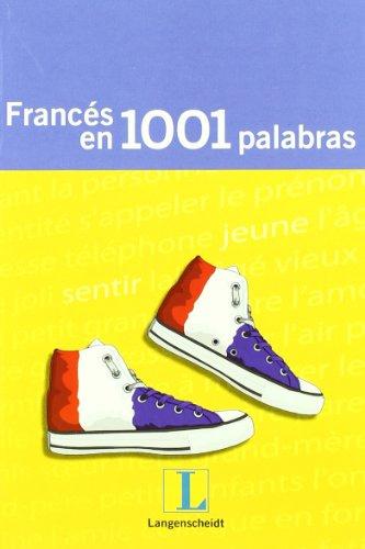 9788499293622: Francés en 1001 palabras
